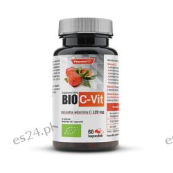 BIO C-VIT 80 MG 60 kapsułek Suplementy diety