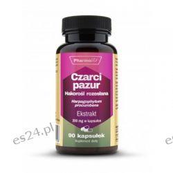 CZARCI PAZUR 4:1 200 MG 90 kapsułek Suplementy diety