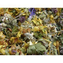 Mieszanka ziołowa pomocna przy żylakach goleni Preparaty witaminowo-mineralne