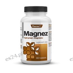 MAGNEZ CYTRYNIAN 180 tabletek Suplementy diety