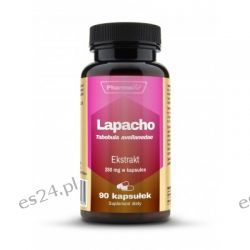 LAPACHO 4:1 280 MG 90 kapsułek Preparaty witaminowo-mineralne