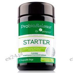 ProbioBALANCE, STARTER 4 mld. x 30 vege kapsułek Układ pokarmowy