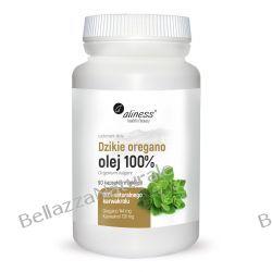 Dzikie oregano, olej 100% x 90 kapsułek miękkich Zdrowie i Uroda