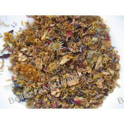 Herbatka ziołowa napotna i witaminowa