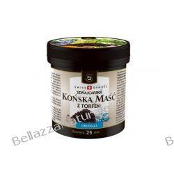 Końska Maść z torfem Chłodząca Szwajcarska Herbamedicus 225 ml Zdrowie, medycyna