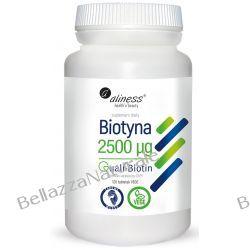 Biotyna 2500 mcg QualiBiotin® x 120 tabletek VEGE Zdrowie i Uroda