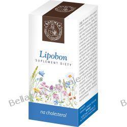 Lipobon 60 kapsułek Preparaty witaminowo-mineralne