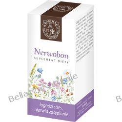 Nerwobon 60 kapsułek Preparaty witaminowo-mineralne