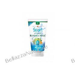 Końska Maść Sport RELAX 150 ml Preparaty witaminowo-mineralne