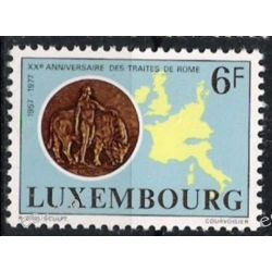 Luksemburg 1977 Mi 956 ** Europa Cept Moneta  Pozostałe