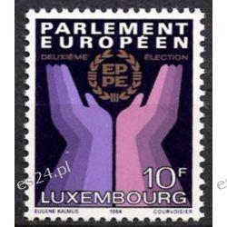 Luksemburg 1984 Mi 1097 ** Europa Cept Dłonie   Malarstwo