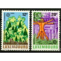 Luksemburg 1986 Mi 1151-52 ** Europa Cept Sztuka  Marynistyka