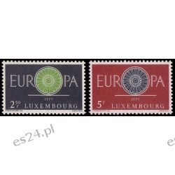 Luksemburg 1960 Mi 629-00 ** Europa Cept Pozostałe