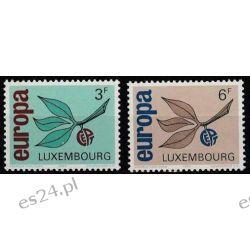 Luksemburg 1965 Mi 715-16 ** Europa Cept Flora San Marino