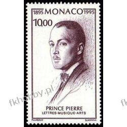 Monako 1995 Mi 2226 ** Czesław Słania Pierre Marynistyka