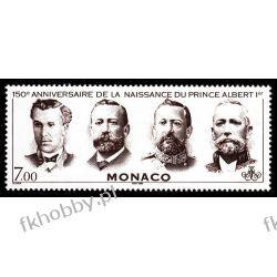 Monako 1998 Mi 2404 ** Czesław Słania Albert  Druk wklęsły