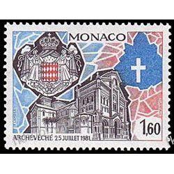Monako 1982 Mi 1535 ** Czesław Słania  Flora