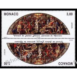 Monako 1998 Mi 2403zd ** Europa Cept święta Devota Pozostałe