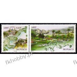 Monako 1999 Mi 2454-55 ** Europa Cept Natura   Pozostałe