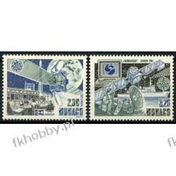Monako 1991 Mi 2009-10 ** Europa Cept Kosmos  Kosmos