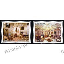 Monako 2012 Mi 3085-86 ** Europa Cept Pałac  Pozostałe