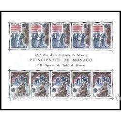 Monako 1982 Mi BL 19 ** Europa Cept