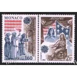 Monako 1982 Mi 1526-27 ** Europa Cept  Pozostałe
