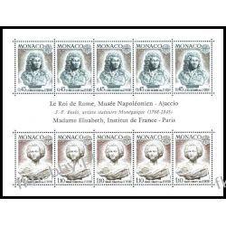 Monako 1974 Mi BL 7 ** Europa Cept  Ssaki