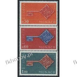 Monako 1968 Mi 879-81 ** Europa Cept Polonica