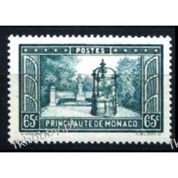 Monako 1933 Mi 125 ** Pałac  Pozostałe