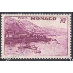 Monako 1943 Mi 227 ** Statek Okręt  Flora