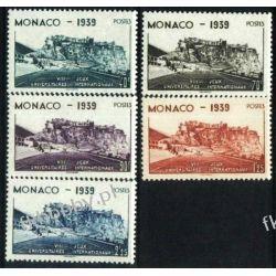 Monako 1939 Mi 200-04 ** Stadion Sportowy Sport