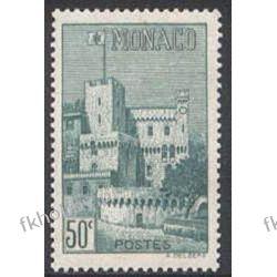 Monako 1939 Mi 169 ** Pałac Pozostałe