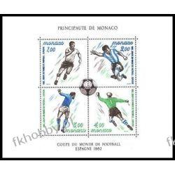 Monako 1982 Mi BL 20 ** Piłka Nożna Sport  Sport