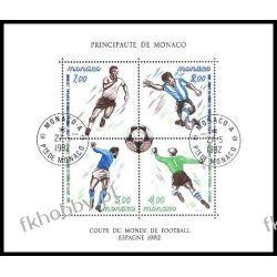 Monako 1982 Mi BL 20 # Piłka Nożna Sport  Pozostałe