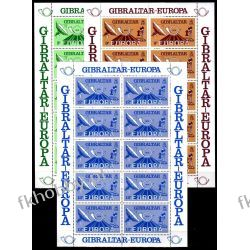 Gibraltar 1979 Mi ark 392-94 ** Europa Cept  Pozostałe