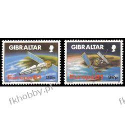 Gibraltar 1991 Mi 613-14 ** Europa Cept Kosmos  Sport