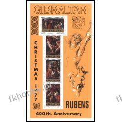 Gibraltar 1977 Mi BL 4 ** Boże Narodzeni Pozostałe