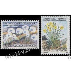 Grenlandia 1989 Mi 197-98 ** Kwiaty  Pozostałe