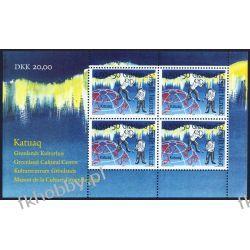 Grenlandia 1997 BL 12 ** Folklor Taniec Muzyka Sport