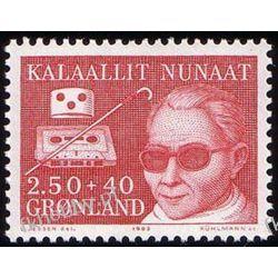 Grenlandia 1983 Mi 142 ** Niewidomi  Pozostałe