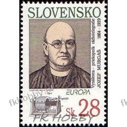 Słowacja 1994 Mi 191 ** Europa Cept Radio Pozostałe