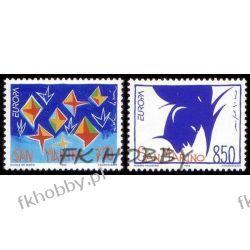San Marino 1993 Mi 1523-24 ** Europa Cept Pozostałe