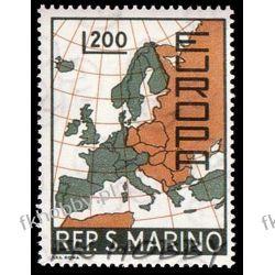San Marino 1967 Mi 890 ** Europa Cept Polonika Polonica