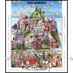 San Marino 1993 Mi BL 17 ** Europa Cept Bajki  Pozostałe