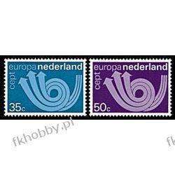 Holandia 1973 Mi 1011-12 ** Europa Cept  Ssaki