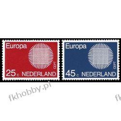 Holandia 1970 Mi 942-43 ** Europa Cept  Malarstwo
