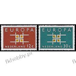 Holandia 1963 Mi 806-07 ** Europa Cept  Pozostałe