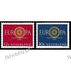 Holandia 1960 Mi 753-54 ** Europa Cept  Sport