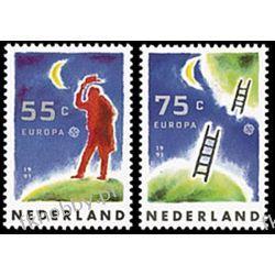 Holandia 1991 Mi 1409-10 ** Europa Cept Pozostałe